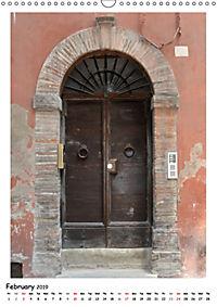 Italian Doors (Wall Calendar 2019 DIN A3 Portrait) - Produktdetailbild 2