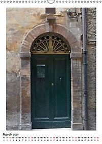Italian Doors (Wall Calendar 2019 DIN A3 Portrait) - Produktdetailbild 3