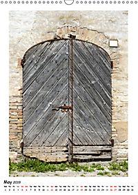Italian Doors (Wall Calendar 2019 DIN A3 Portrait) - Produktdetailbild 5