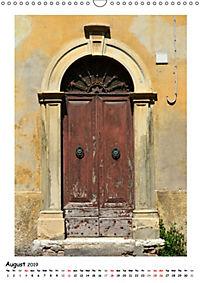 Italian Doors (Wall Calendar 2019 DIN A3 Portrait) - Produktdetailbild 8
