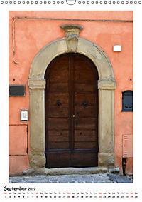 Italian Doors (Wall Calendar 2019 DIN A3 Portrait) - Produktdetailbild 9