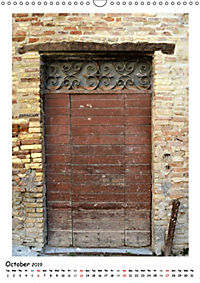 Italian Doors (Wall Calendar 2019 DIN A3 Portrait) - Produktdetailbild 10