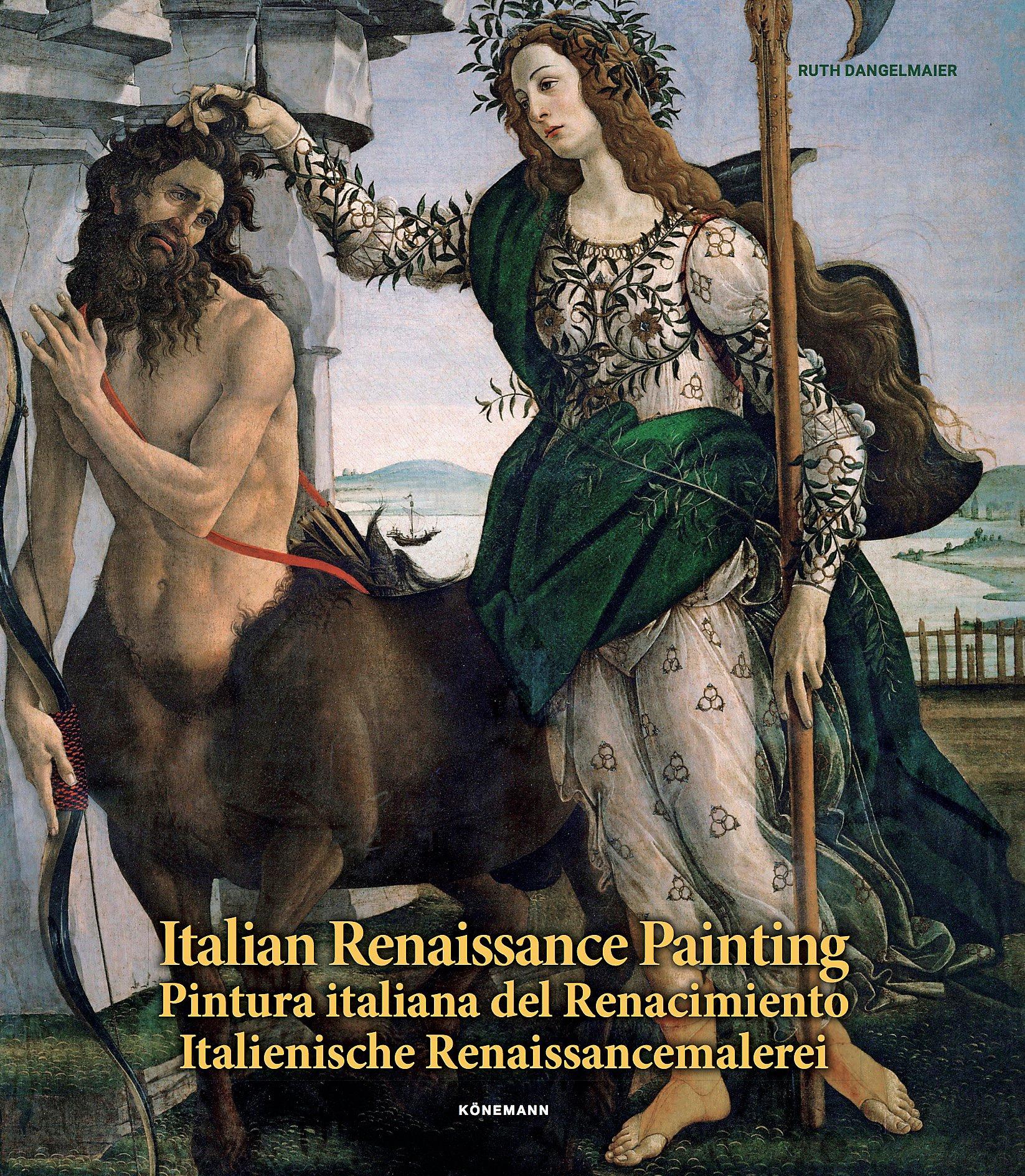 Italian Renaissance Painting Buch Portofrei Bei Weltbildde