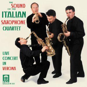 Italian Saxophon Quartet, Italian Saxophon Quartet