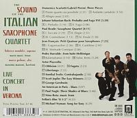 Italian Saxophon Quartet - Produktdetailbild 1