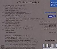 Italian Sonatas - Produktdetailbild 1