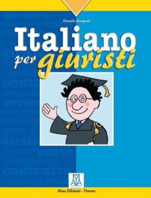 Italiano per giuristi, Daniela Forapani