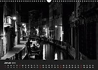 Italien in Schwarzweiß (Wandkalender 2019 DIN A3 quer) - Produktdetailbild 1