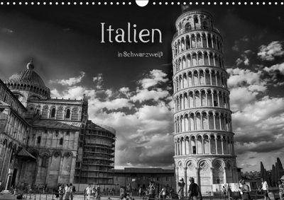Italien in Schwarzweiß (Wandkalender 2019 DIN A3 quer), Sergej Dimmel