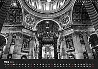 Italien in Schwarzweiß (Wandkalender 2019 DIN A3 quer) - Produktdetailbild 3