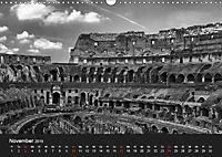 Italien in Schwarzweiß (Wandkalender 2019 DIN A3 quer) - Produktdetailbild 11