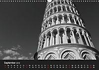 Italien in Schwarzweiß (Wandkalender 2019 DIN A3 quer) - Produktdetailbild 9