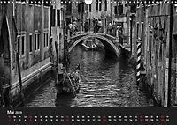Italien in Schwarzweiß (Wandkalender 2019 DIN A3 quer) - Produktdetailbild 5