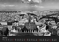 Italien in Schwarzweiß (Wandkalender 2019 DIN A3 quer) - Produktdetailbild 7