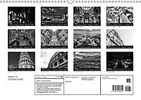 Italien in Schwarzweiß (Wandkalender 2019 DIN A3 quer) - Produktdetailbild 13