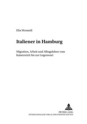 Italiener in Hamburg, Elia Morandi