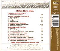 Italienische Harfenmusik - Produktdetailbild 1
