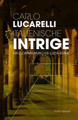 Italienische Intrige, Carlo Lucarelli