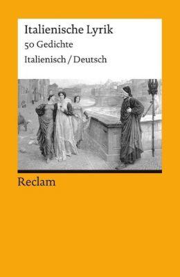 Italienische Lyrik, Italienisch-Deutsch -  pdf epub