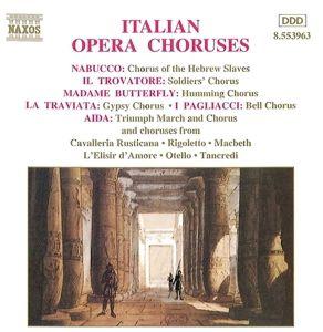 Italienische Opernchöre, Diverse Interpreten