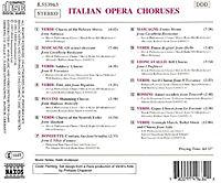 Italienische Opernchöre - Produktdetailbild 1