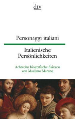 Italienische Persönlichkeiten - Massimo Marano |