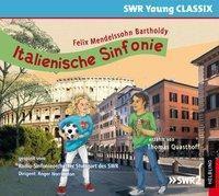 Italienische Sinfonie, 1 Audio-CD