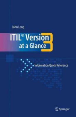 ITIL Version 3 at a Glance, John O. Long