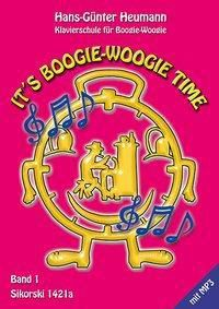 It's Boogie-Woogie Time, m. Audio-CD, Hans-Günter Heumann