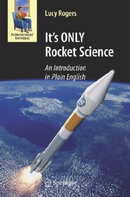 It's Only Rocket Science, Lucy Rogers