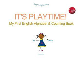 It's Playtime, Wendy Kuchta