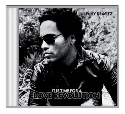 It's time for a love revolution, Lenny Kravitz