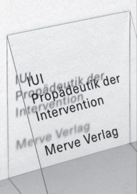 IUI, Friedrich von Borries, Mara Recklies