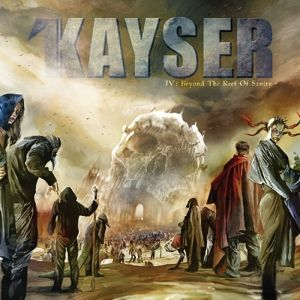IV - Beyond The Reef Of Sanity, Kayser