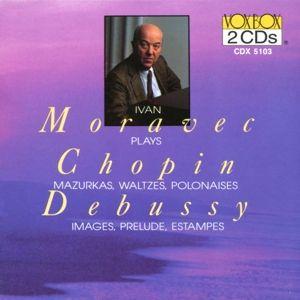 Ivan Moravec Spielt Debussy Und Chopin, Ivan Moravec
