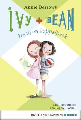 Ivy & Bean: Ivy & Bean - Frech im Doppelpack, Annie Barrows
