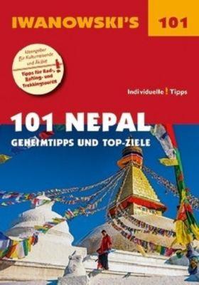 Iwanowski's 101 Nepal - Volker Häring |