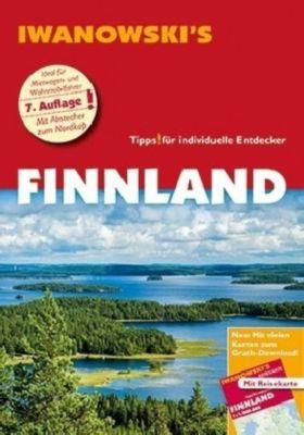 Iwanowski's Finnland - Reiseführer von Iwanowski, m. 1 Karte, Dirk Kruse-Etzbach, Judith Rixen