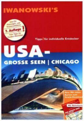 Iwanowski's USA-Große Seen / Chicago Reiseführer