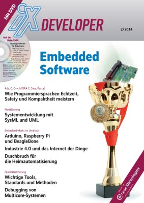 iX Developer - Embedded Software, iX-Redaktion