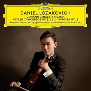 J.S. Bach: Violin Concertos Nos. 1 & 2, Partita No. 2, Johann Sebastian Bach