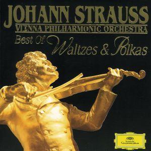 J. Strauss: Best of Waltzes & Polkas, Abbado, Böhm, Maazel, Karajan, Wp
