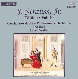 J.Strauss,Jr.Edition Vol.20, Alfred Walter, Slp