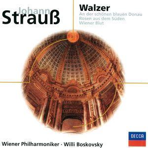 J. Strauss Jr.: Wiener Walzer, Willi Boskowsky, Wp