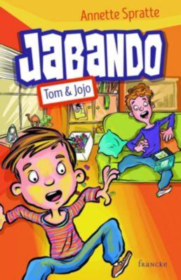 Jabando - Tom & Jojo - Annette Spratte pdf epub
