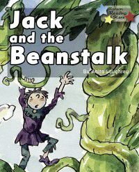 Jack and the Beanstalk, Anita Loughrey