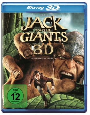 Jack and the Giants - 3D-Version