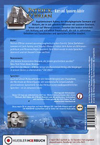 Jack Aubrey Band 1: Kurs auf Spaniens Küste (2 MP3-CDs) - Produktdetailbild 1