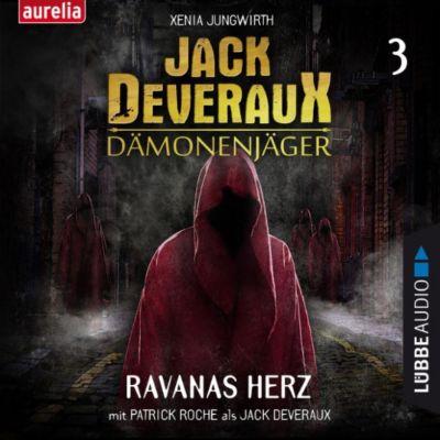 Jack Deveraux Dämonenjäger: Ravanas Herz - Jack Deveraux Dämonenjäger 3 (Inszenierte Lesung), Xenia Jungwirth