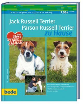 Jack Russell Terrier, Parson Russell Terrier zu Hause, Cornelia Renczes